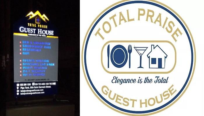 Total Praise Guest House