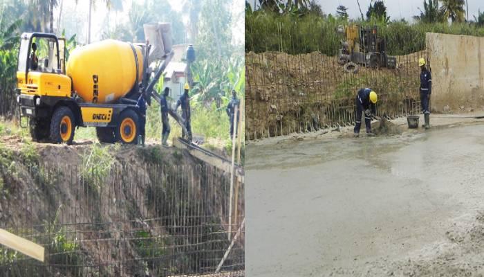 Swedru Akora River Project